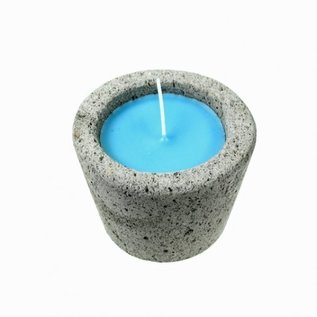 Pumice Candle 8cm