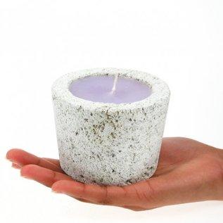 Pumice Candle 7cm