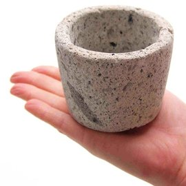Small Pumice Cannister 8x7cm