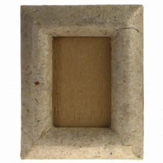 Handmade Paper Picture Frame 6x4