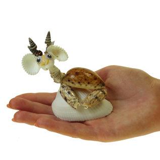 SEAURCO Reindeer Craft Kit, Seashell shell Craft kit