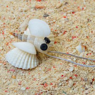 SEAURCO Firefly Craft Kit, Seashell shell Craft kit