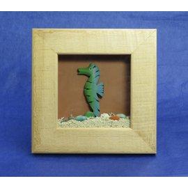 SEAURCO Sea creature 3d Sand Picture