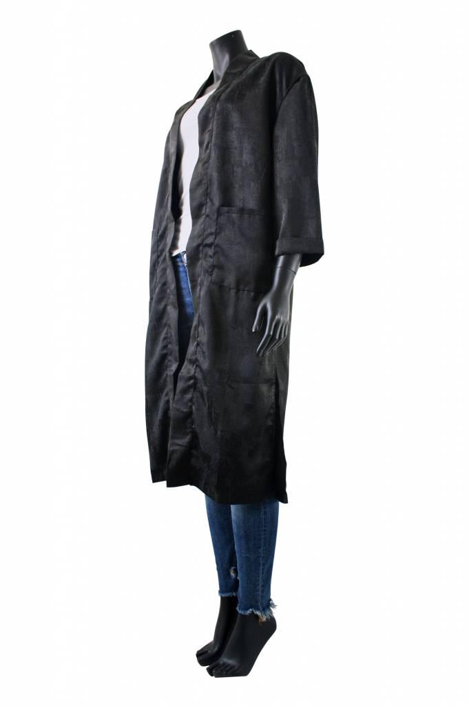Kimono recco zwart