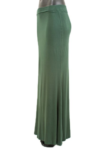 Stretch rok whittier groen