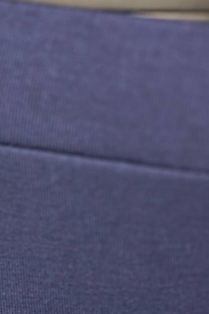 Stretch rok whittier donkerblauw