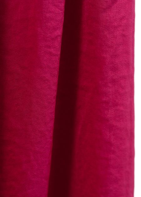 Maxi rok satijn paars