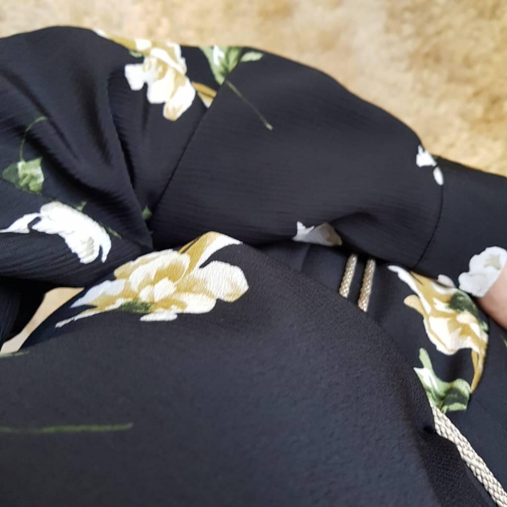 Tuniek zambrone zwart