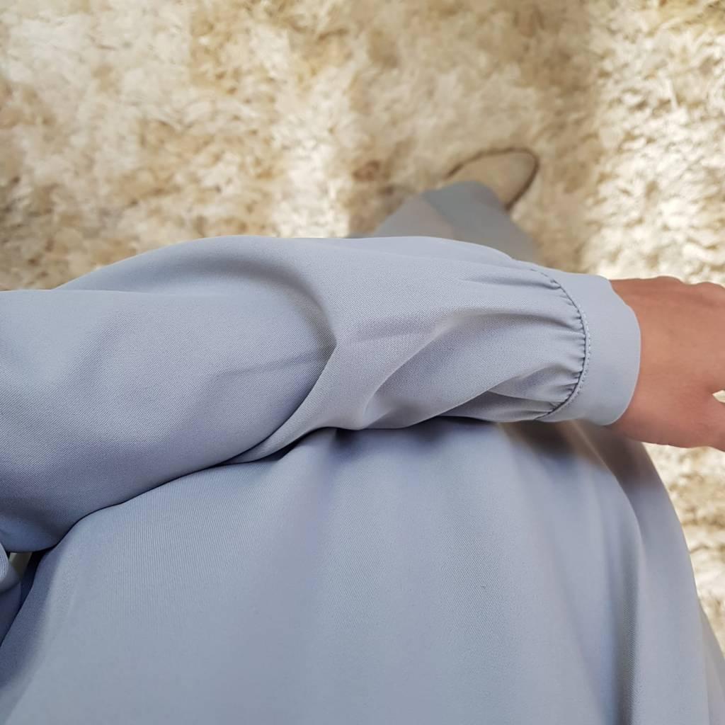 Abaya albarella ice grey