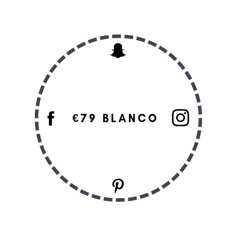 Blanco €79