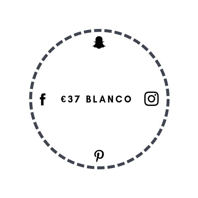Blanco €37