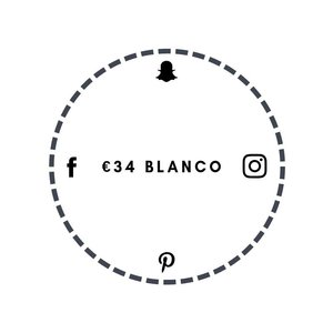 Blanco €34
