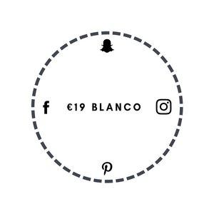Blanco €19