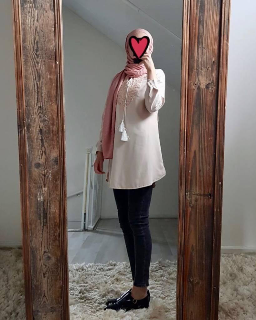 Tuniek madeira beige