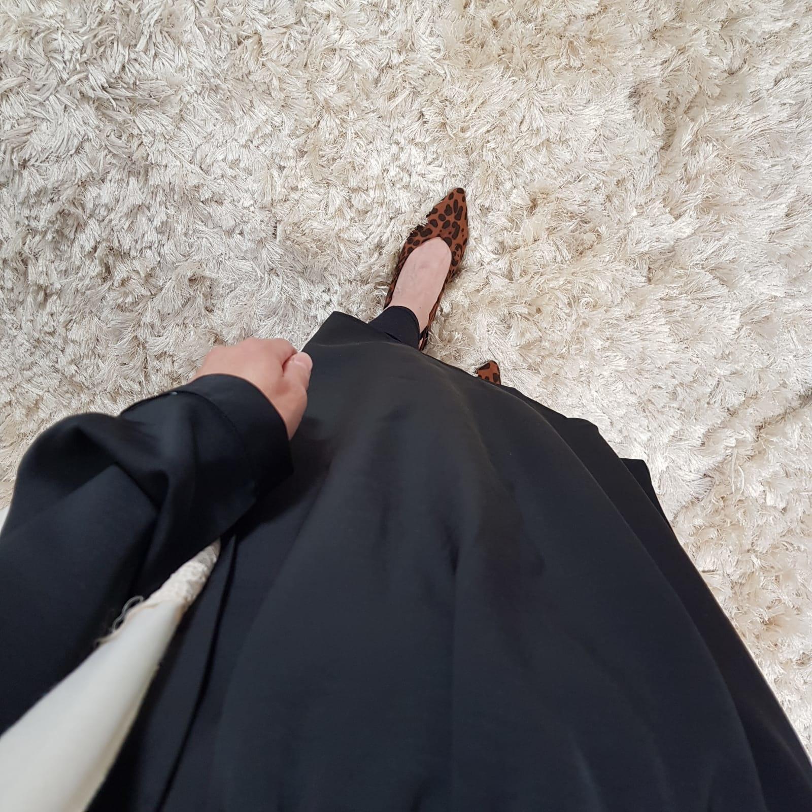 Jurkje lucido zwart
