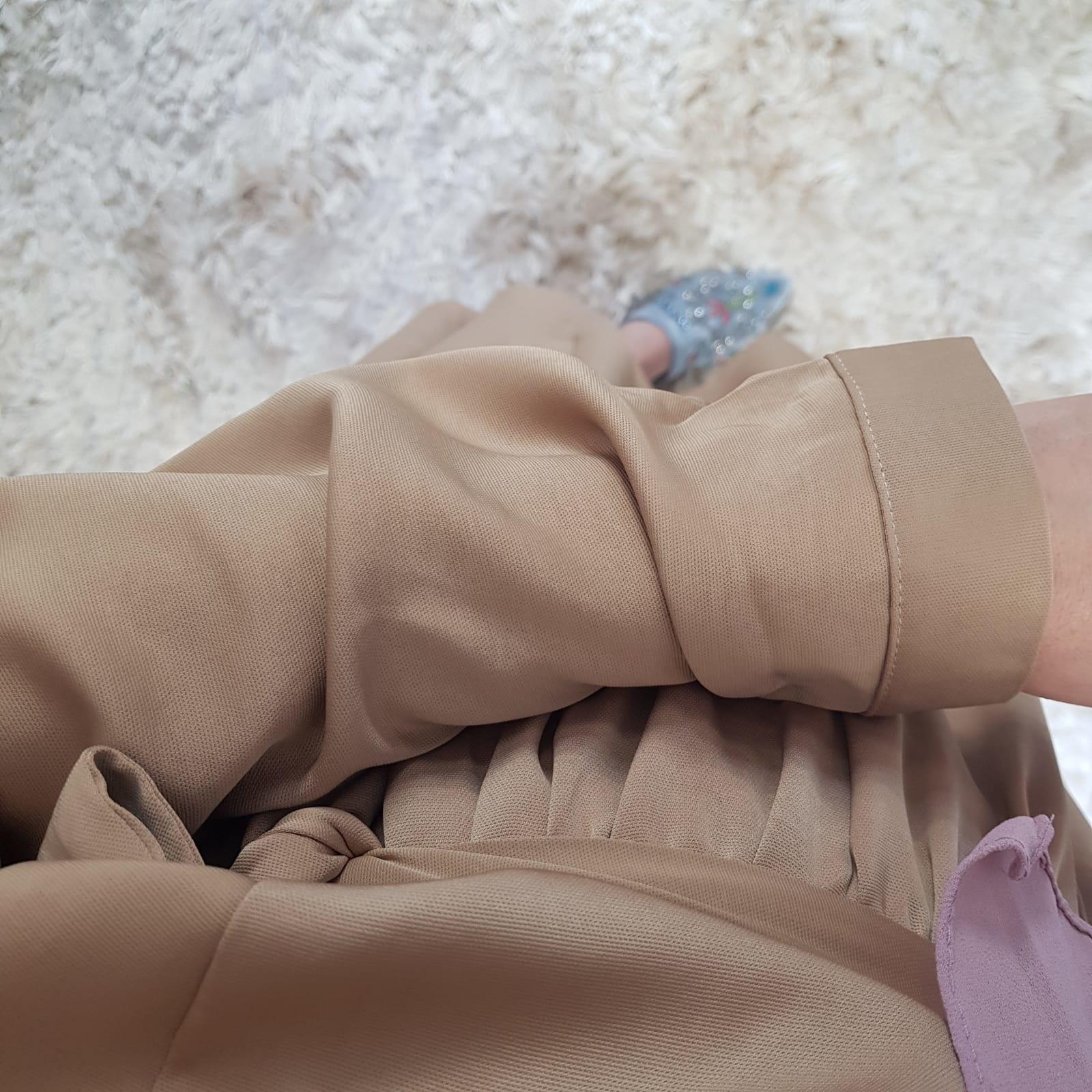 dress lucido camel bruin