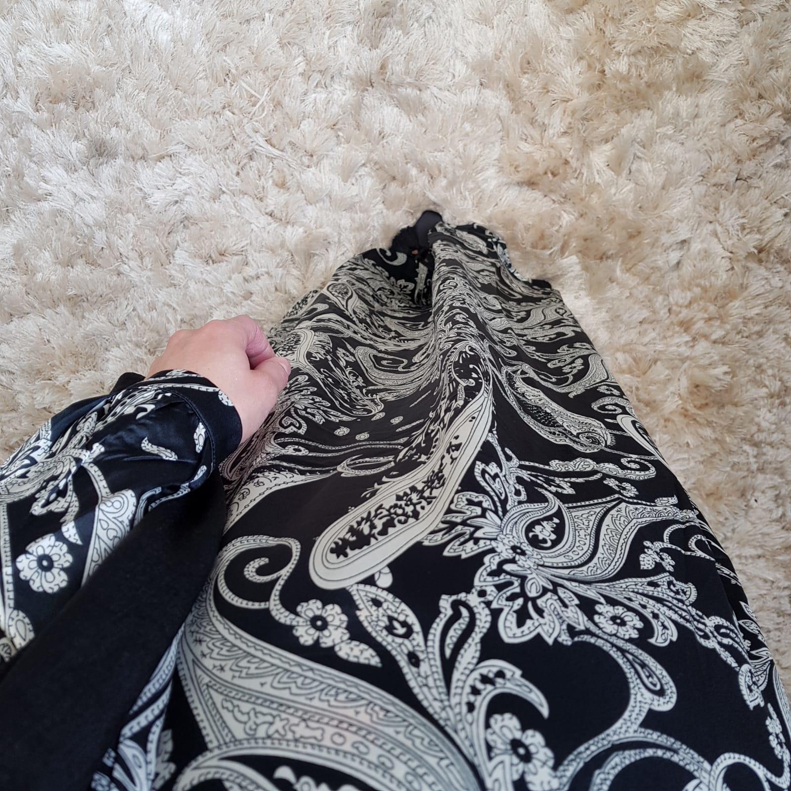 Dress Galatone black