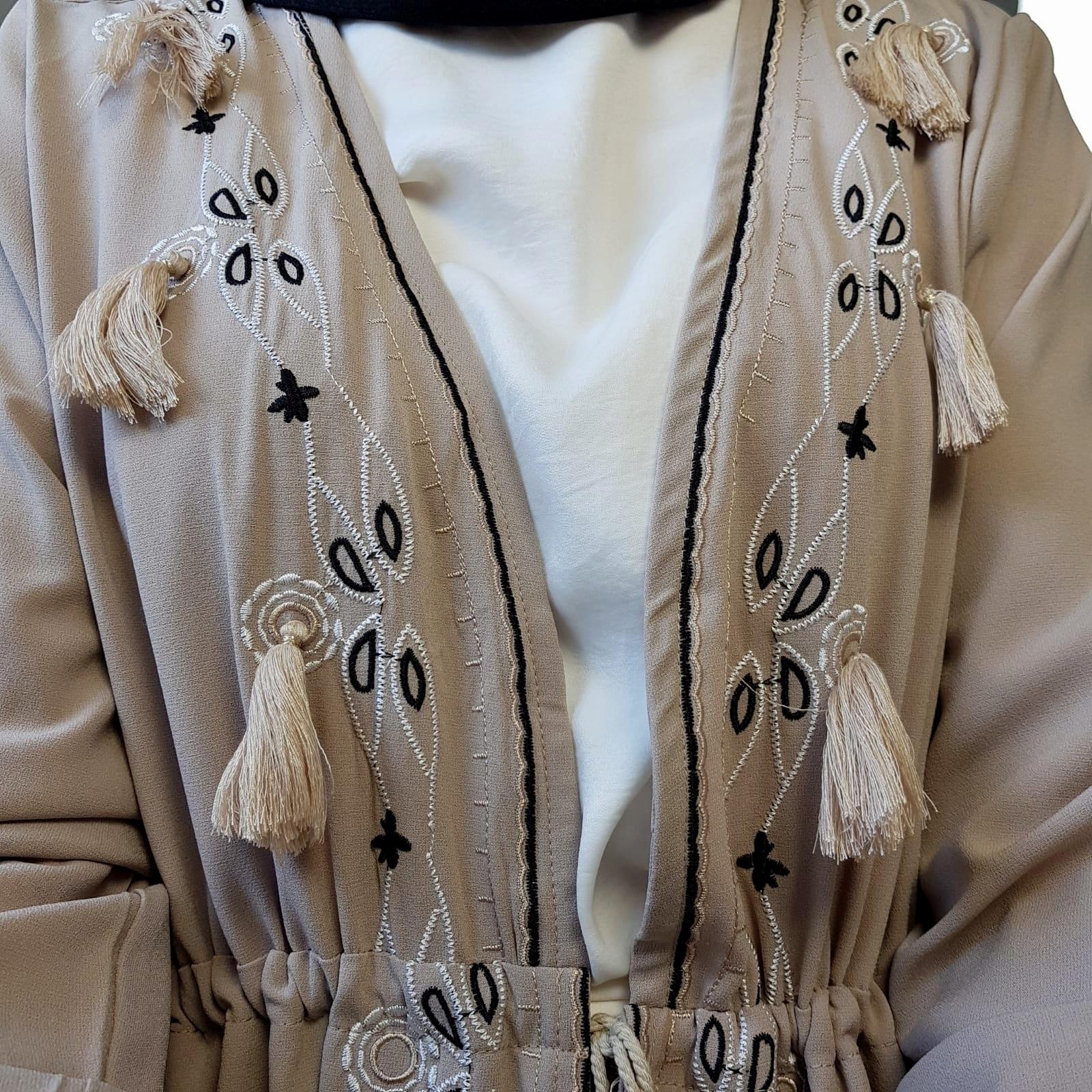 Kimono abruzzo beige