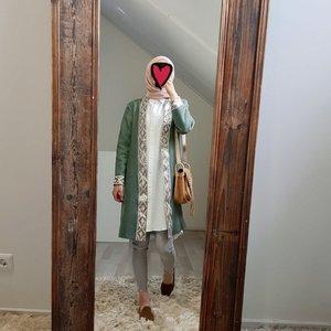 Kimono briatico green