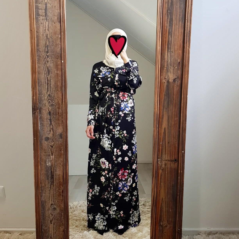 long blouse pitrasanta II black