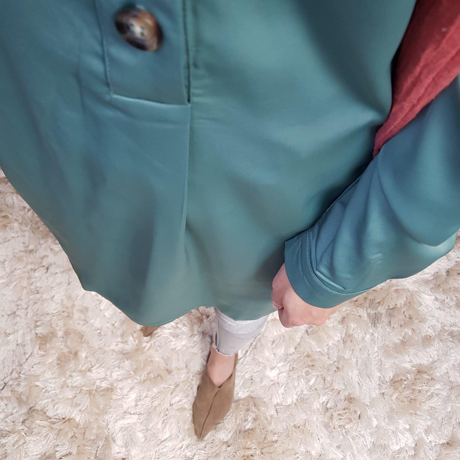 Tuniq ravenna green