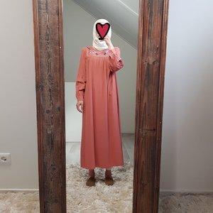 dress tauro pink