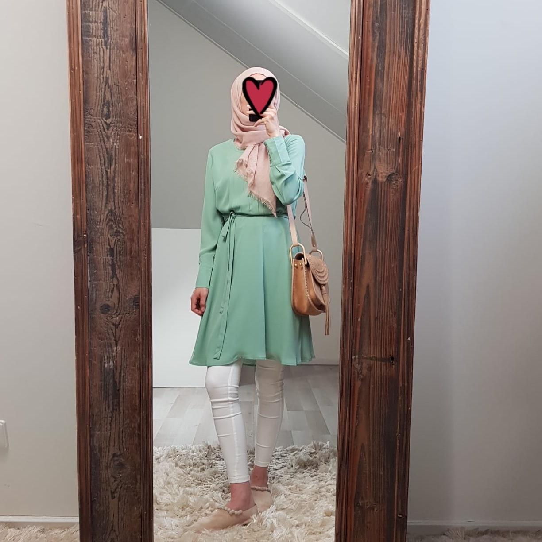 Tuniek borgia groen