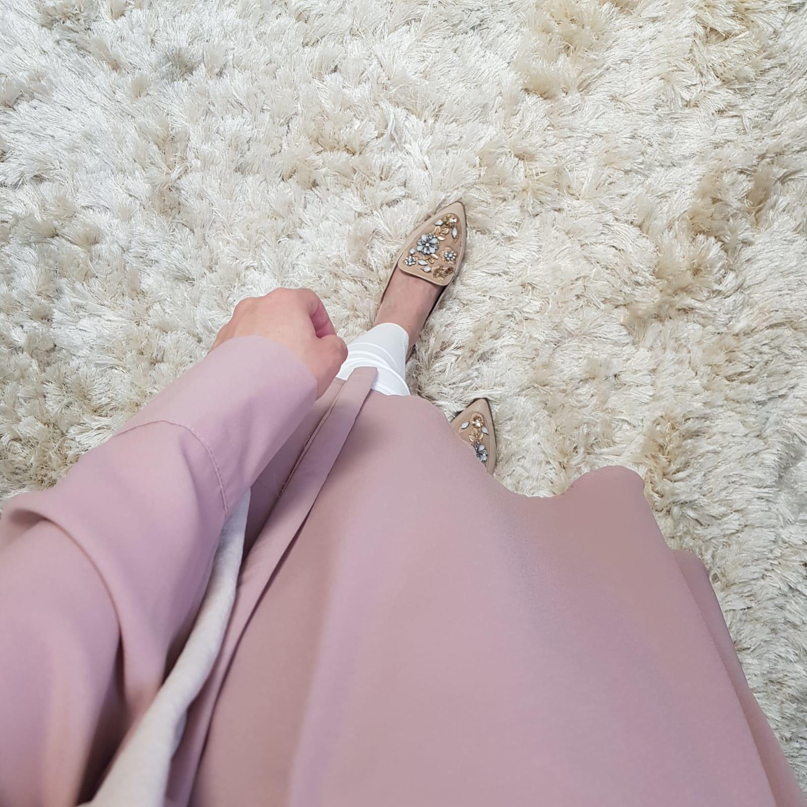Tuniek borgia pink
