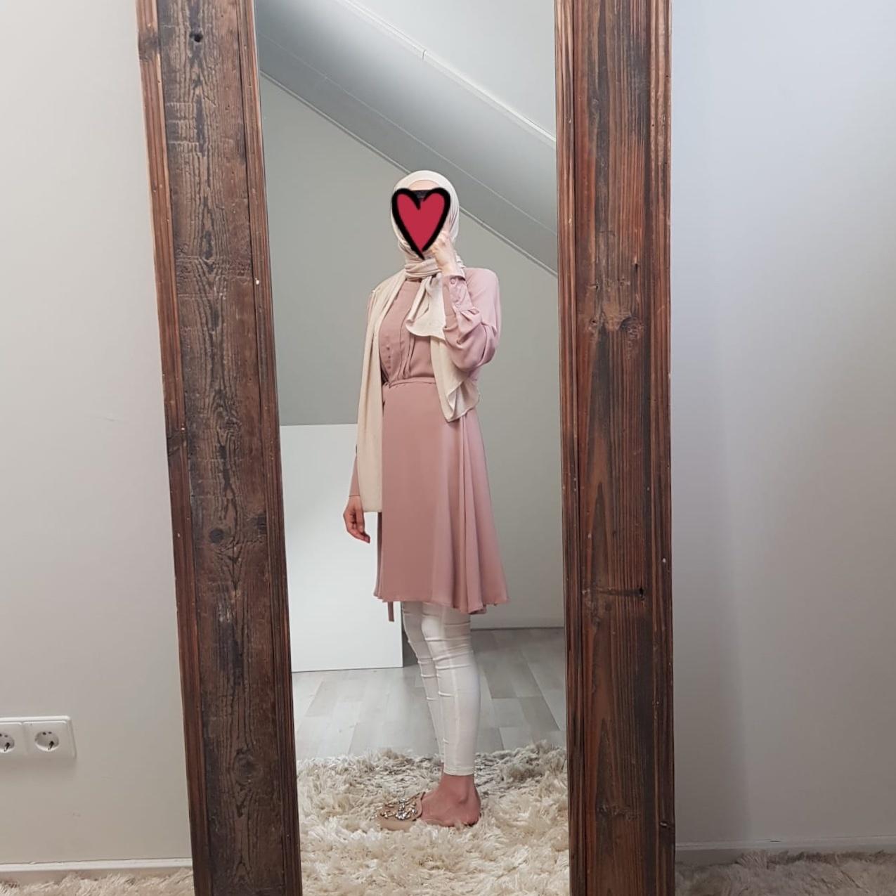 Tuniek borgia roze