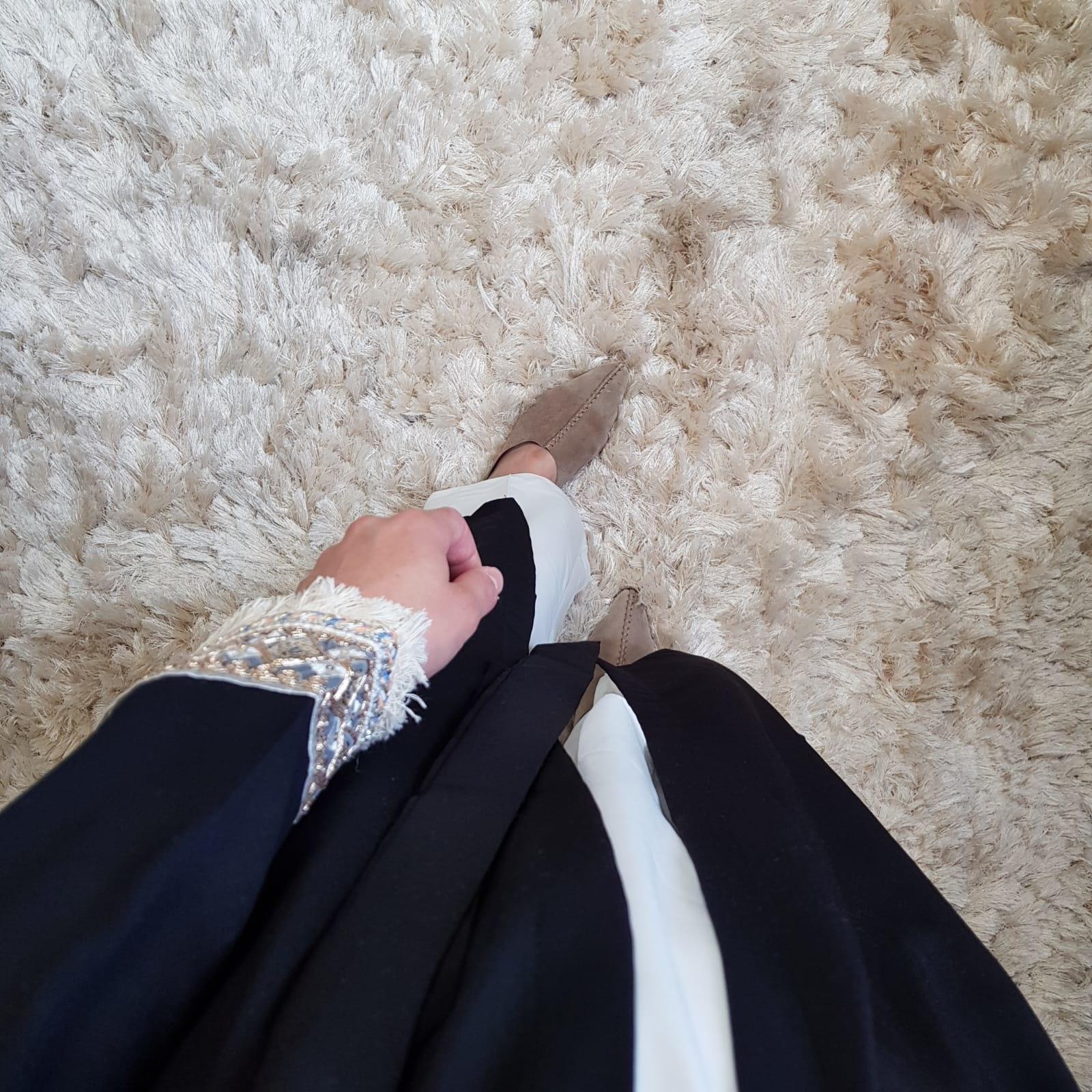 Kimono bova marina black