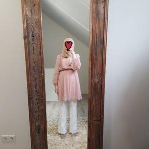 Jurkje bonassola oud roze