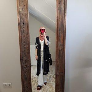 kimono falerna zwart