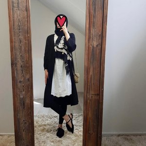 Kimono vest san vincenzo zwart