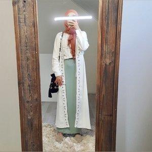 Kimono abruzzo wit