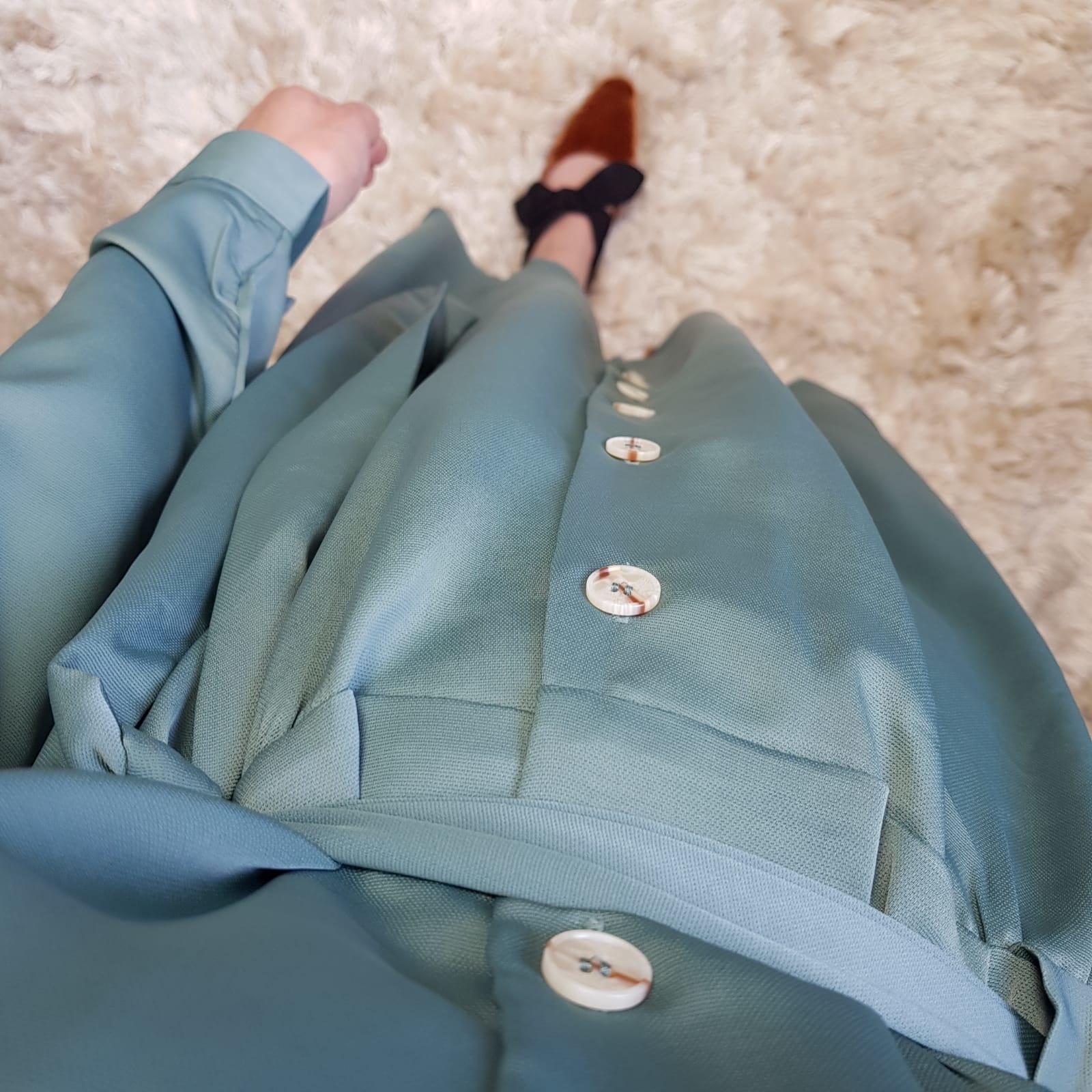 Dress cavalino green