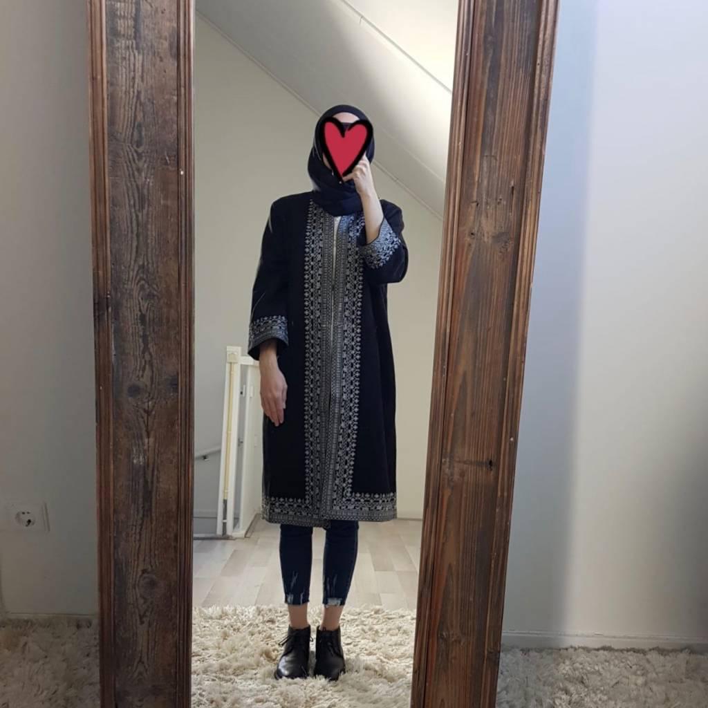 Kimono Maiori zwart