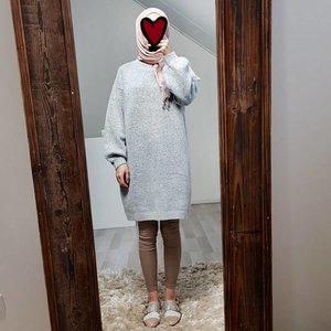 Sweater mondragone grijs