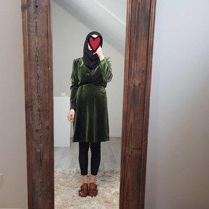 jurkje camporosso groen