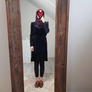 jurkje camporosso zwart