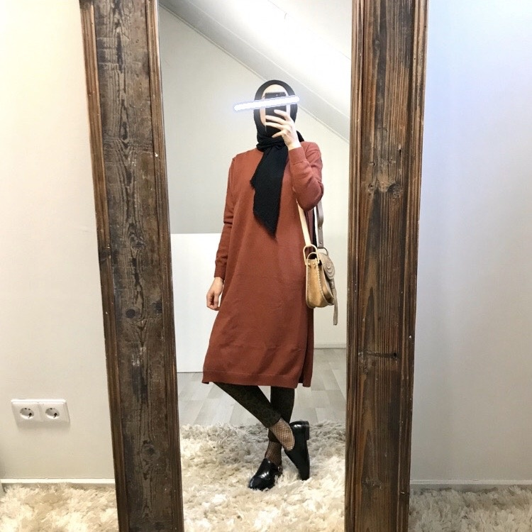 Soft sweater velino orange