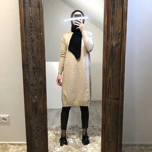 Soft sweater velino beige