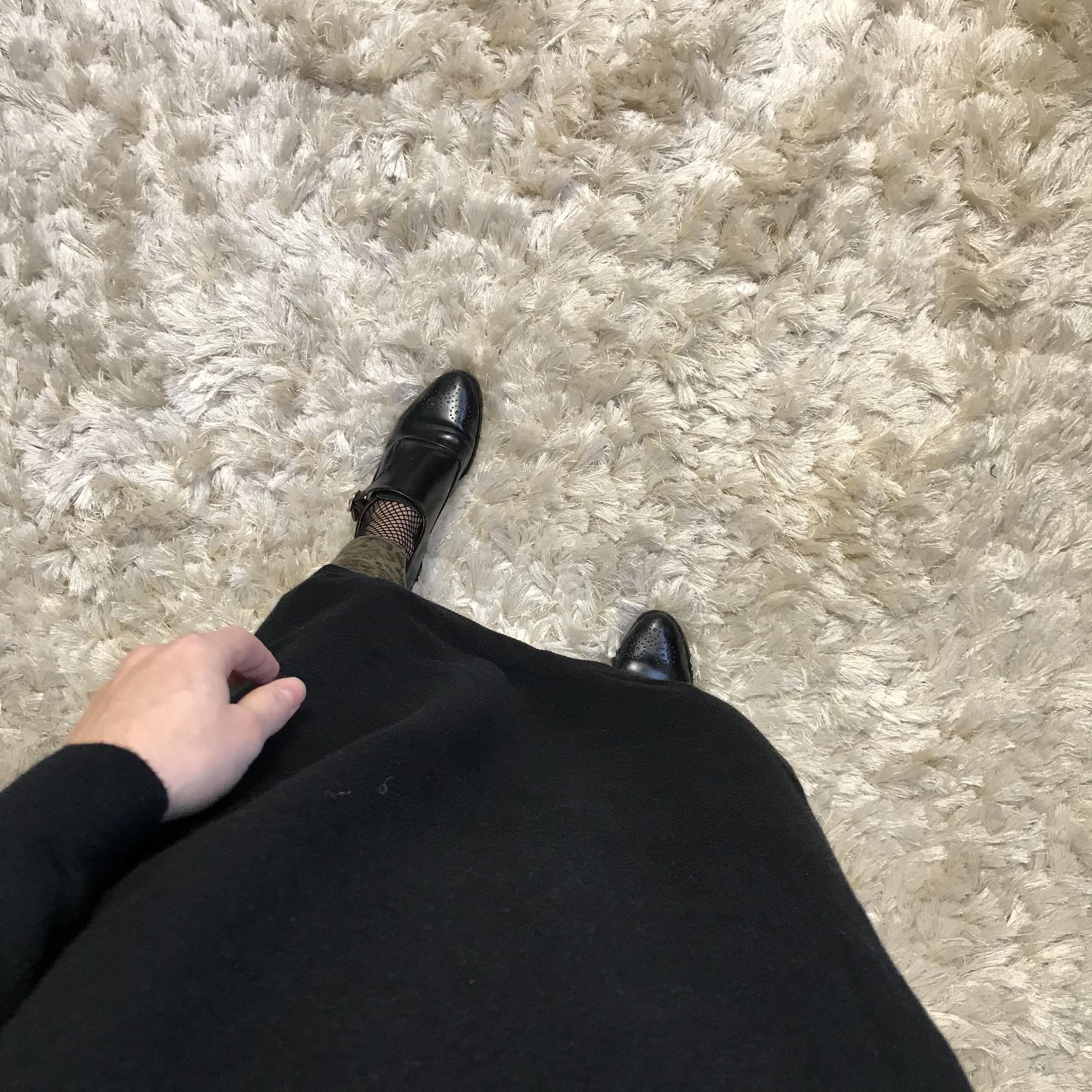 Soft sweater velino black