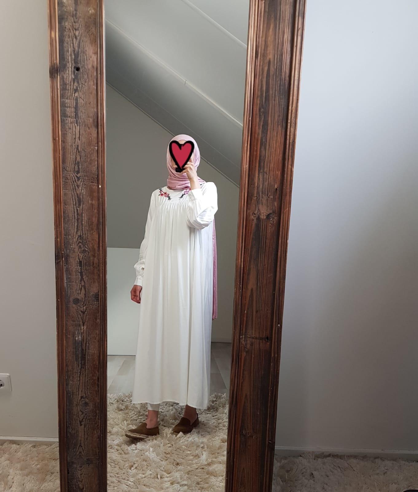 Jurk tauro white