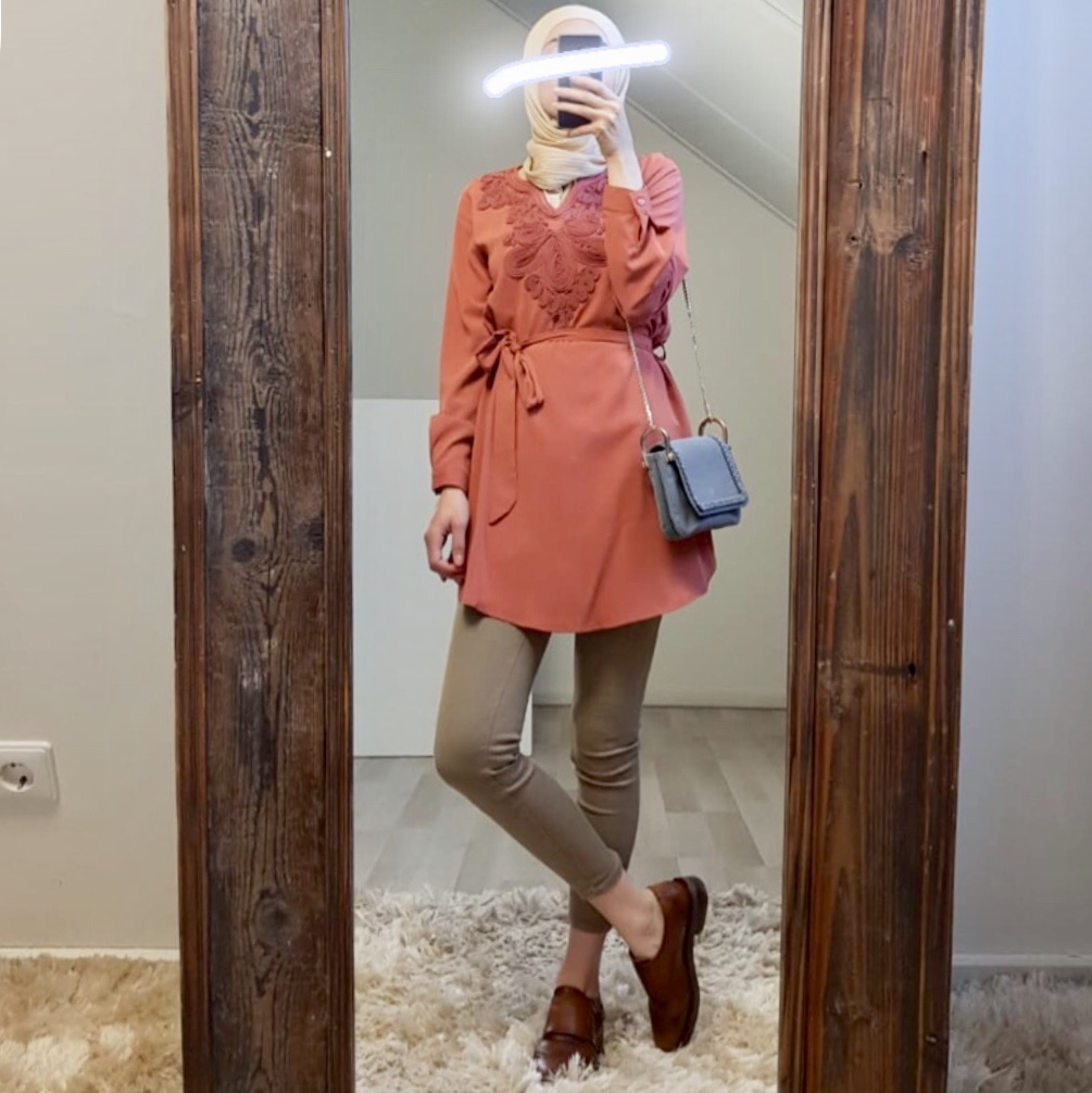 Tuniq madeira orange