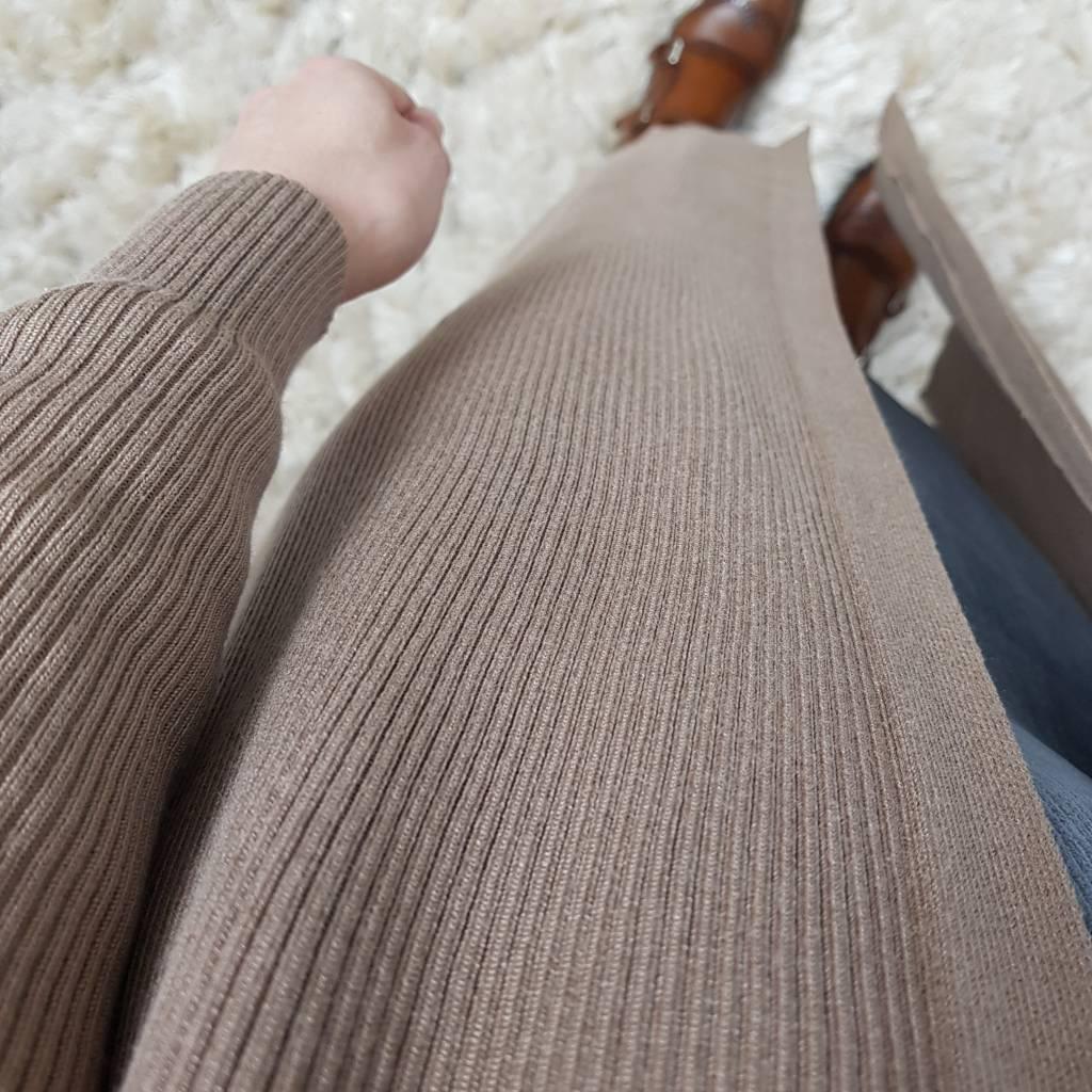 Cardigan agropoli beige