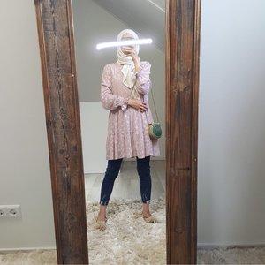 Tuniek anacapri pink