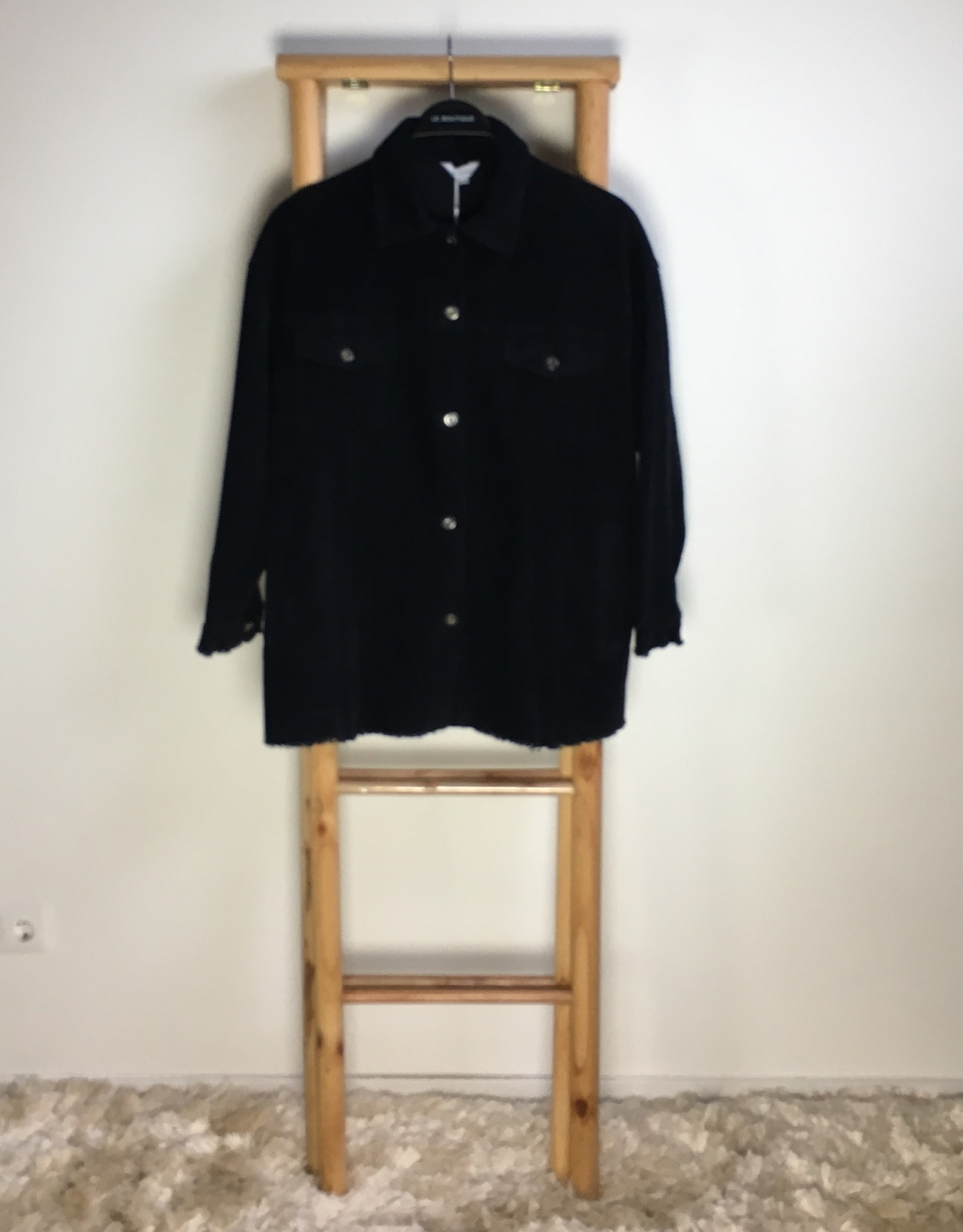 Curduroy Jacket riomaggiore black