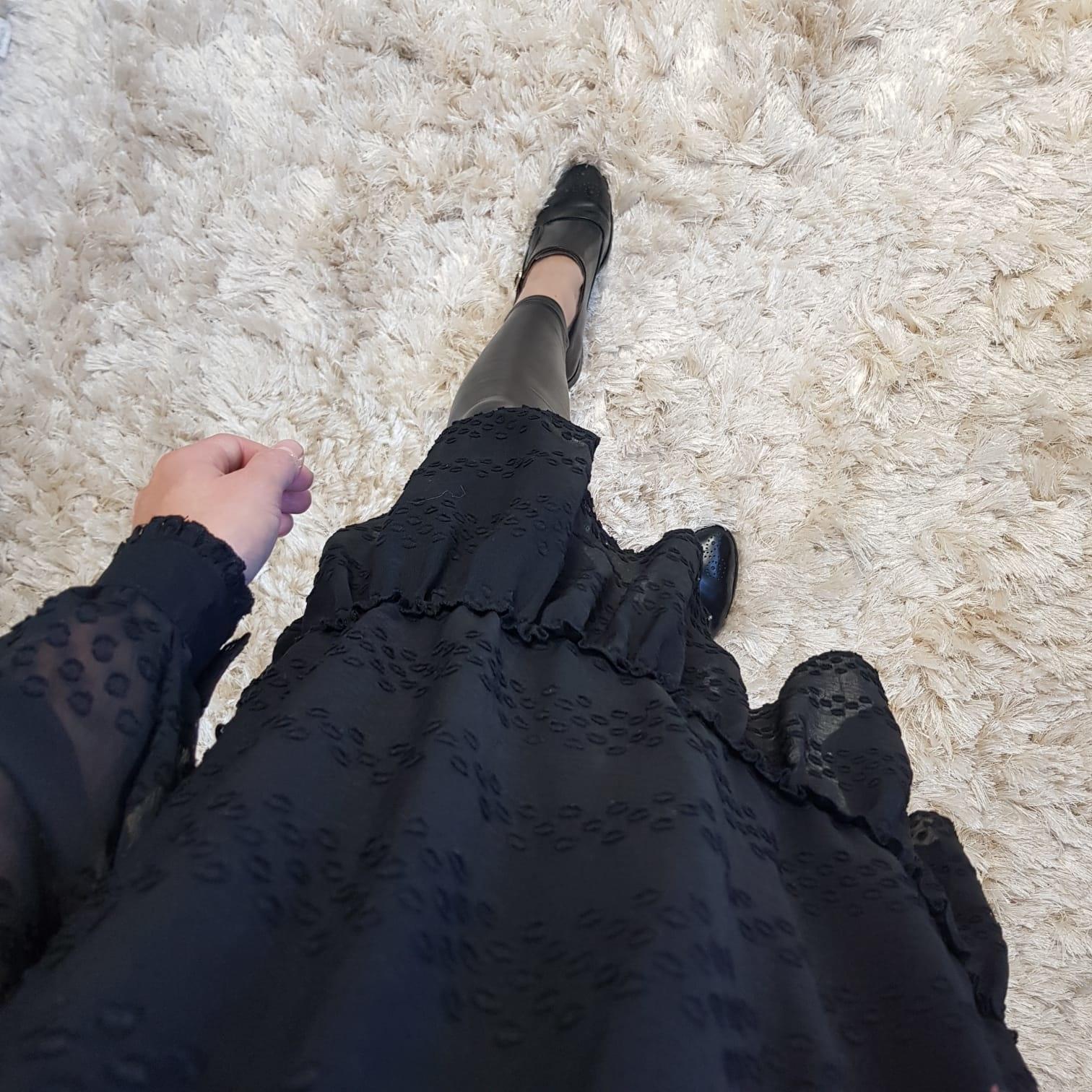 Dress vernazza black