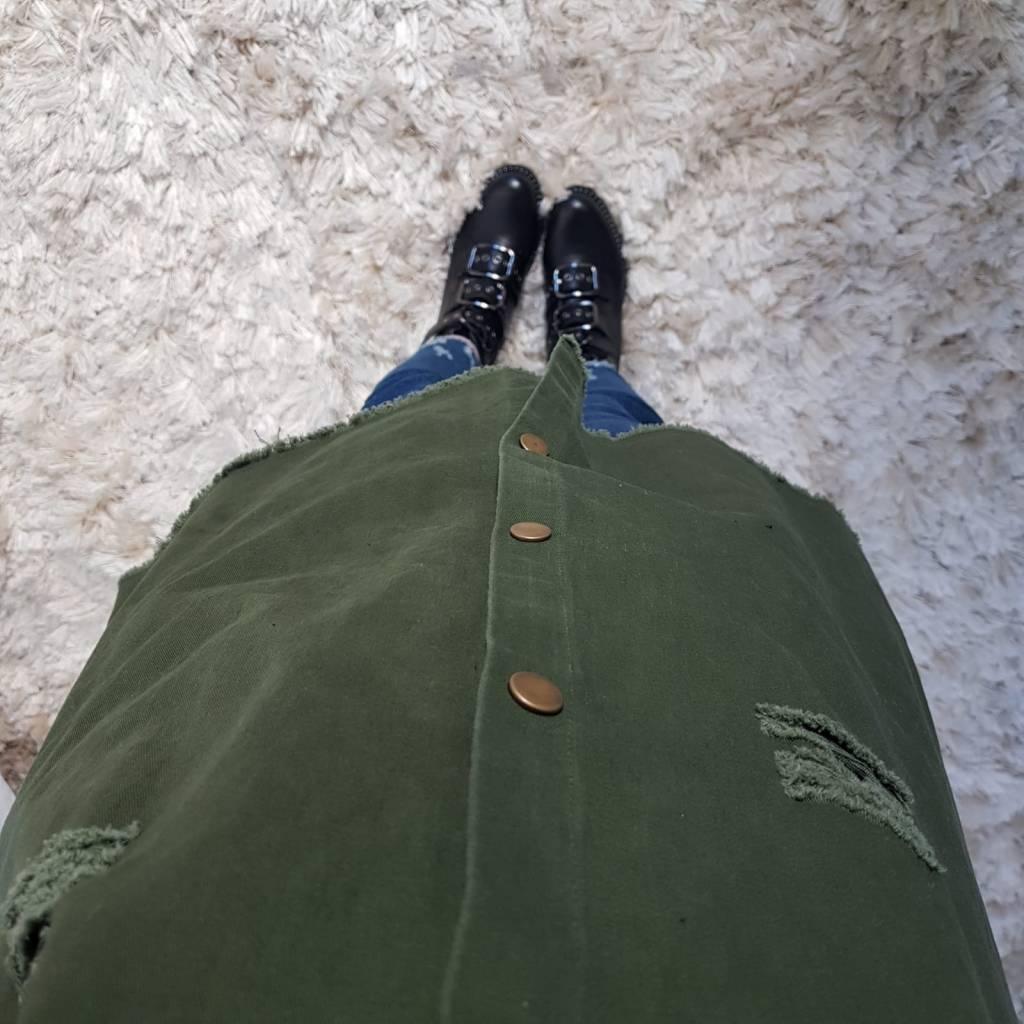 Jacket reggio green