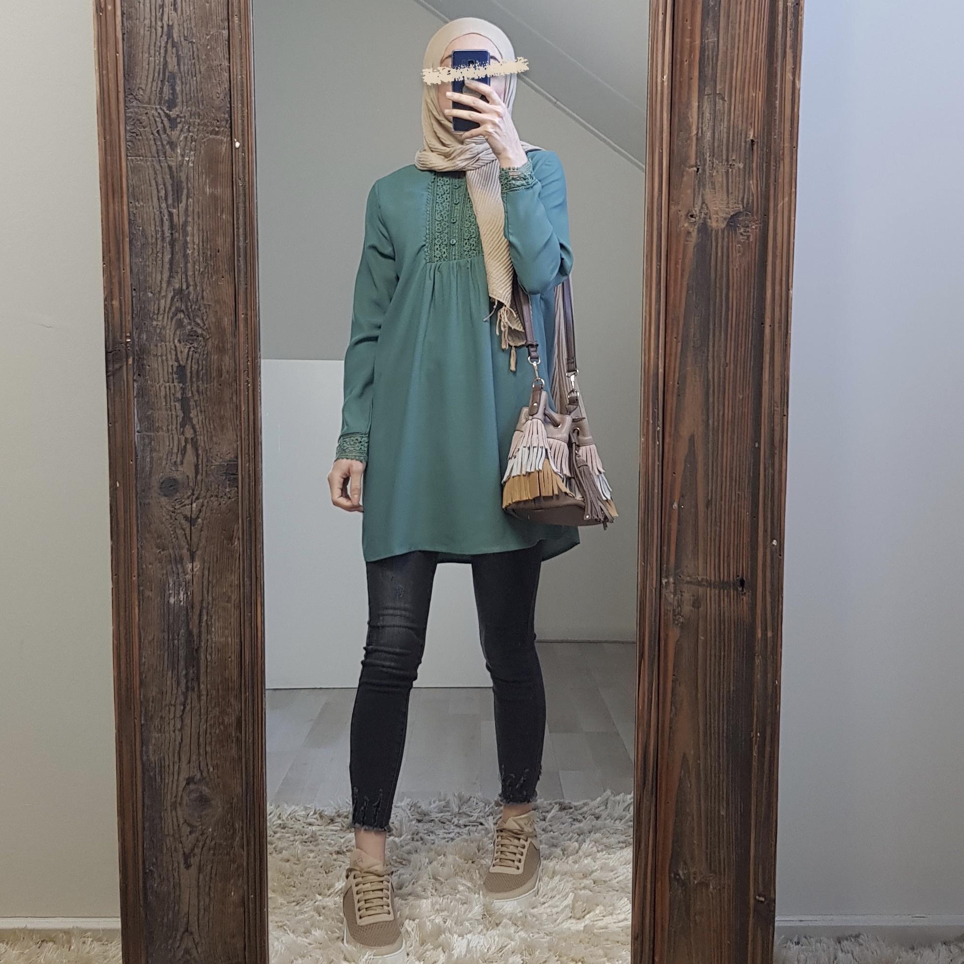 Tuniek capalbio groen